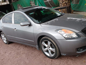 Altima Deportivo Color Gris