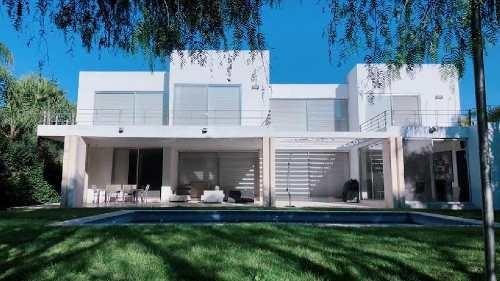 Lujosa Residencia Amueblada En Campo De Golf, Balvanera, Querétaro