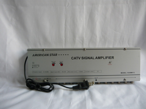 Amplificador De Señal Catv - Con 12 Salidas