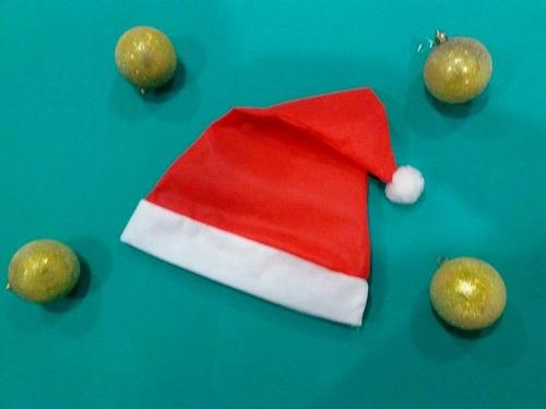 Gorro Navidad Papa Noel Economicos 2020-2021 Mayorista