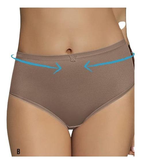 Panty Pierna Alta Con Excelente Cubrimiento Clásico