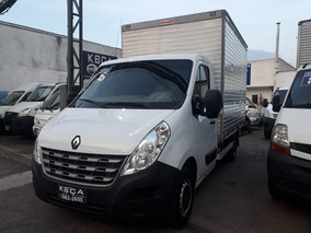 Renault Master Chassis Baú Ano 2016