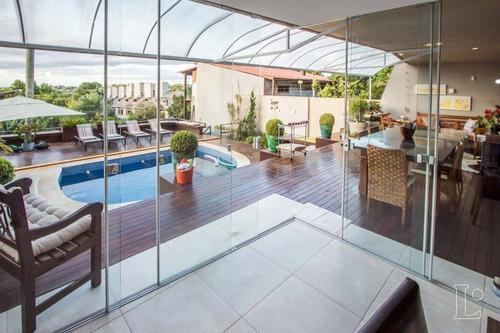 Casa Em Vila Conceição Com 4 Dormitórios - Lu272570