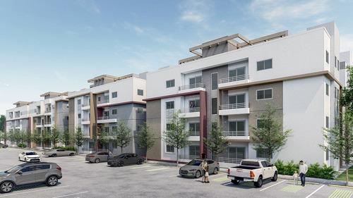 Maravilloso Proyecto De Apartamentos En La Jacobo Majluta