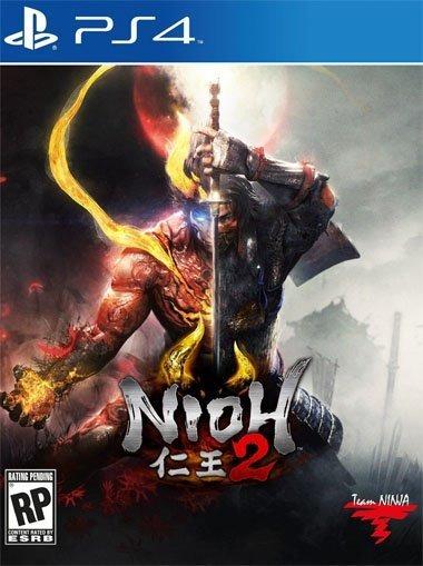 Nioh 2 | Ps4 | Psn 1 | Digital
