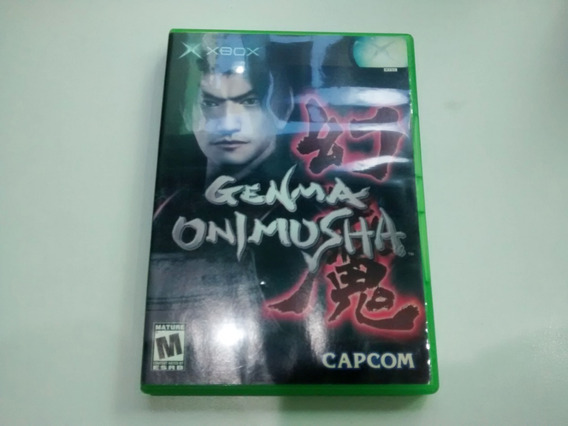 Genma Onimusha - Xbox Clássico