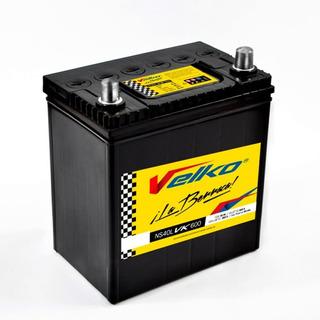 Bateria Taxi Ns40l Derecha 600amp Velko