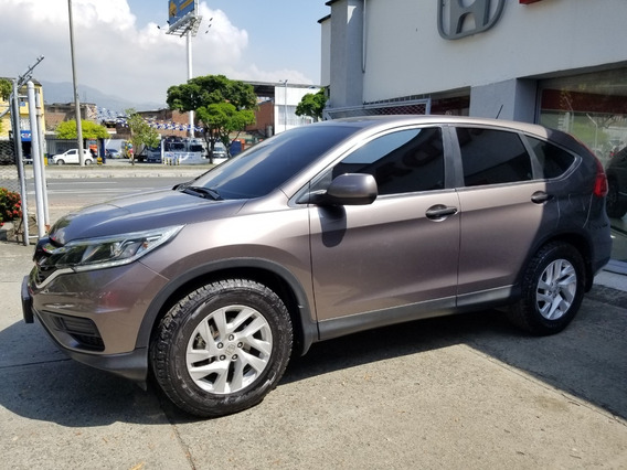 Honda Cr-v City Plus 2.4 M 2.015 Titanio Metalico