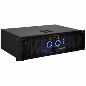 Amplificador Oneal Op3600 Potencia Op 3600 + 1 Ano Garantia