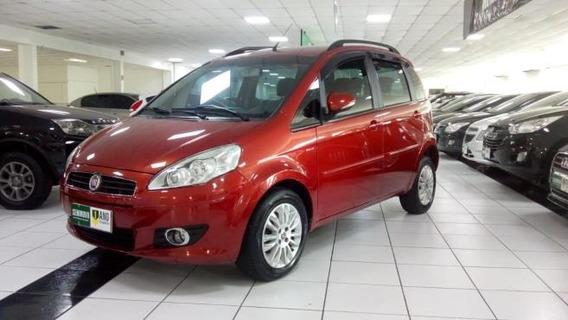 Fiat Idea Essence 1.6 Dualogic2012