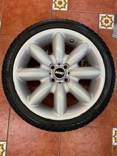 Llantas Y Rines Mini Cooper 205/45/17 Pirelli Run Flat