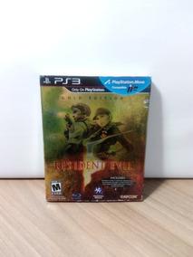 Resident Evil 5 Gold Edition Ps3 Usado Com Luva