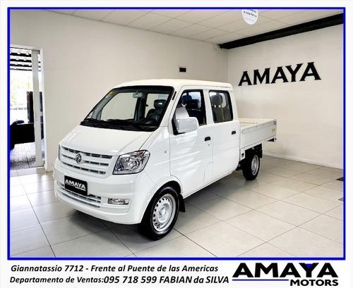 Dfsk Pick Up K02s Doble Cabina D/h 1.1 Amaya Motors!!!