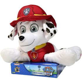 Brinquedos Bebês Patrulha Canina Pelúcia Marshall Sunny 1321