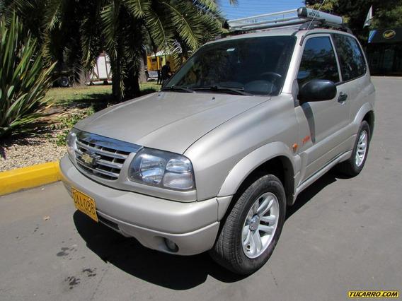 Chevrolet Grand Vitara 1600 Mt
