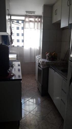 Imagem 1 de 23 de Apartamento À Venda, 47 M² Por R$ 260.000,00 - Jardim Santo Elias - São Paulo/sp - Ap3165