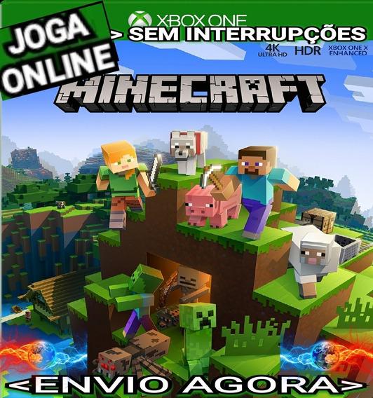 Minecraft Xbox One Online Digital Original