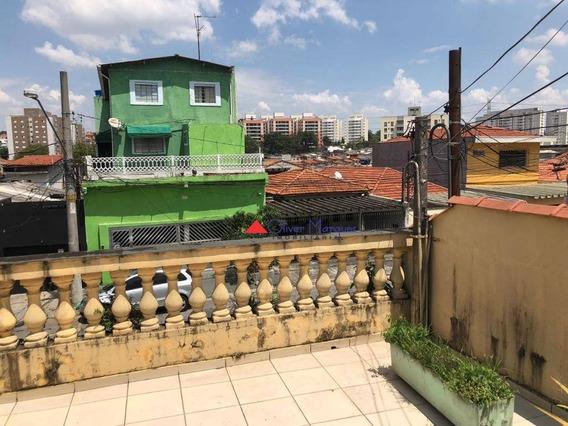 Sobrado Com 3 Dormitórios À Venda, 165 M² Por R$ 620.000,00 - Jaguaré - São Paulo/sp - So1976
