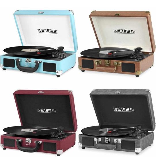 Pick Up Vintage Antiguo/moderno Toca Discos Acetato Lp Vinil