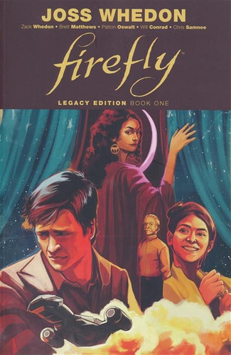Firefly Legacy Edition Tp Vol  1 + 2
