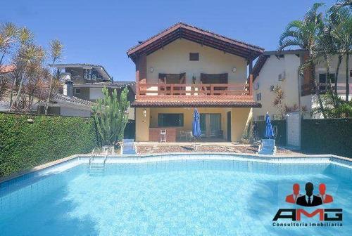 Casa Com 4 Dormitórios À Venda, 300 M² Por R$ 2.400.000,00 - Riviera - Módulo 26 - Bertioga/sp - Ca0824