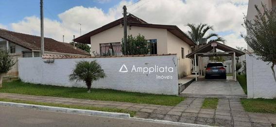 Casa À Venda Por R$ 580.000,00 - Jardim Paulista - Campina Grande Do Sul/pr - Ca0335