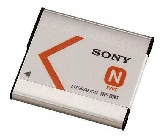 Bateria Sony N Np-bn1 Câmera Digital Sony 100% Original