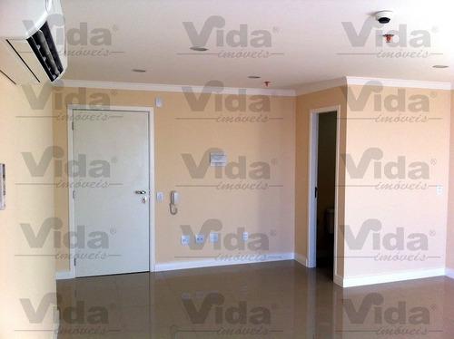Imagem 1 de 5 de Sala Para Locação Em Vila Yara  -  Osasco - 27695