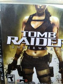 Tomb Raider Underworld Ps3 Original , Leia A Descrição