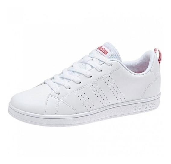 Tenis adidas Vs Advantage Cl Blanco - Bb9976