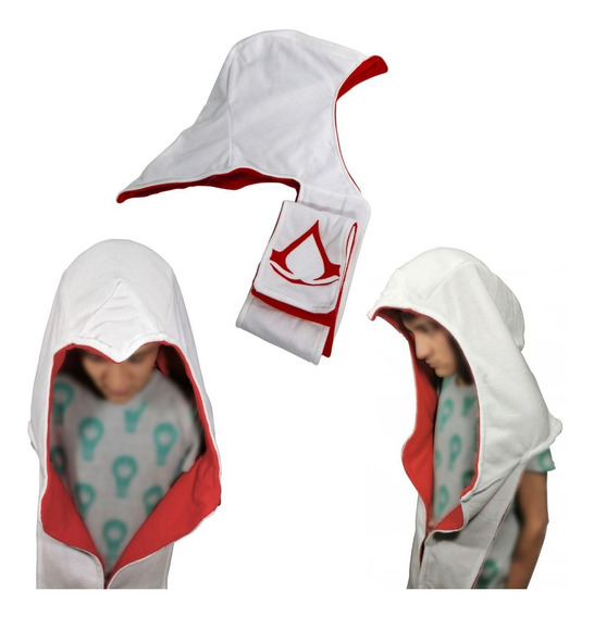 Gorro Y Bufanda Hombre Assassins Creed Altair Ezio