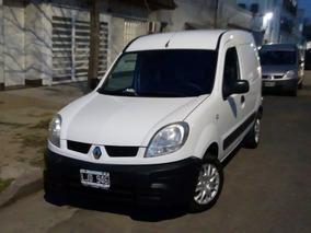 Renault Kangoo 1.6 2 Furgon Confort Cd Svt 1plc