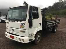 Ford Cargo 815 - Carroceria - Fernando Caminhões
