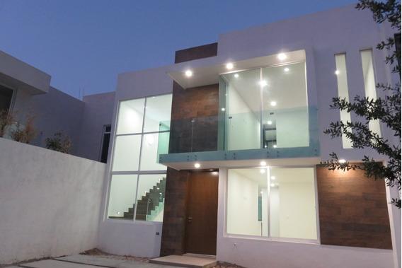 Casas Nuevas Loretta Modernas Equipadas Lujo Plusvalía