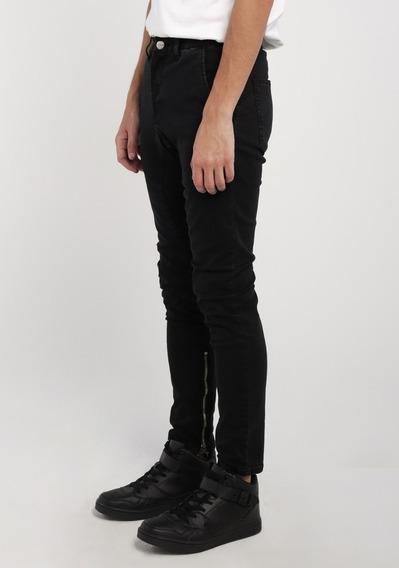 Pantalones Caballeros Vestimenta Skinny