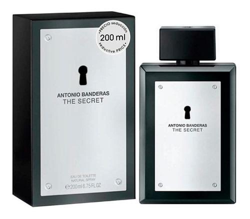 Perfume Original The Secret De Antonio - mL a $3500