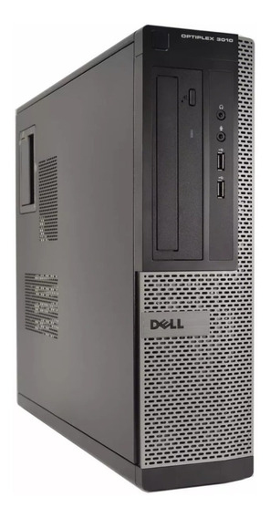 Cpu Dell 3010 Core I5 3°g 3,2ghz Memoria Ram 4gb Hd 500gb