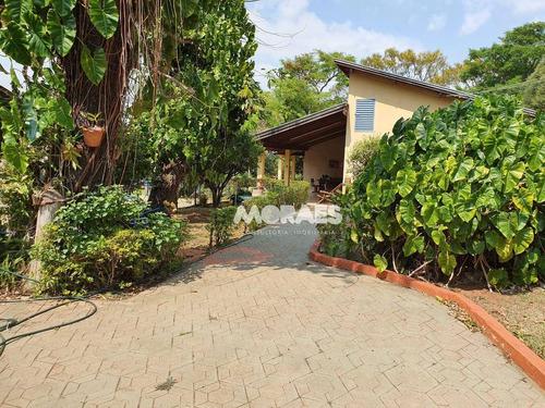 Chácara Com 7 Dormitórios À Venda, 5000 M² Por R$ 1.000.000,00 - Chácaras Bauruenses - Bauru/sp - Ch0032
