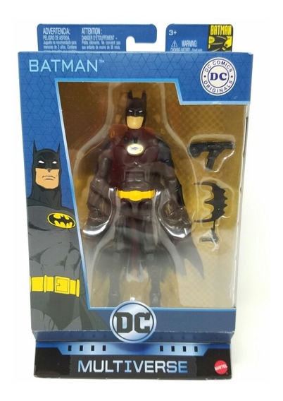Batman Retro Dc Multiverse