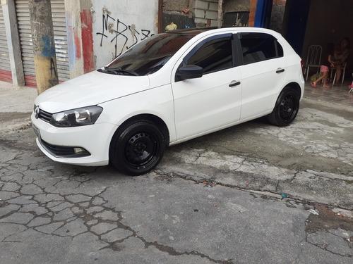 Volkswagen Gol 2015 1.0 City Total Flex 5p 72 Hp