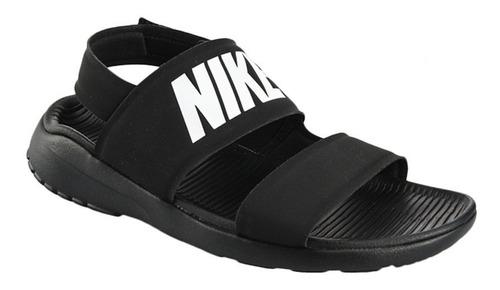 luto tabaco fin de semana  Sandalia Nike Tanjun Black White - Mujer | Mercado Libre