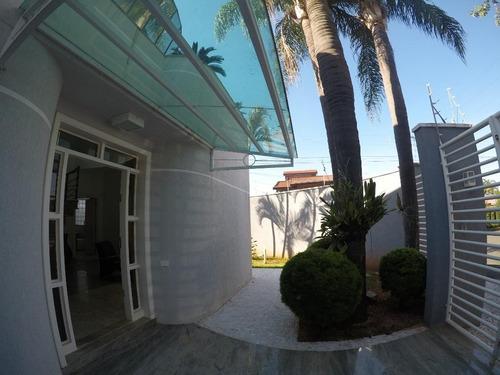 Casa À Venda, 401 M² Por R$ 1.500.000,00 - Werner Plaas - Americana/sp - Ca0706