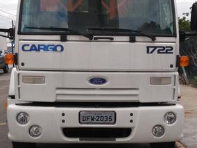 Ford Cargo 1722 Com Munck Hd 20.000
