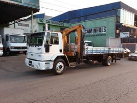 Caminhão Munck Ford 1317 04 Pronto P/ Trabalho!