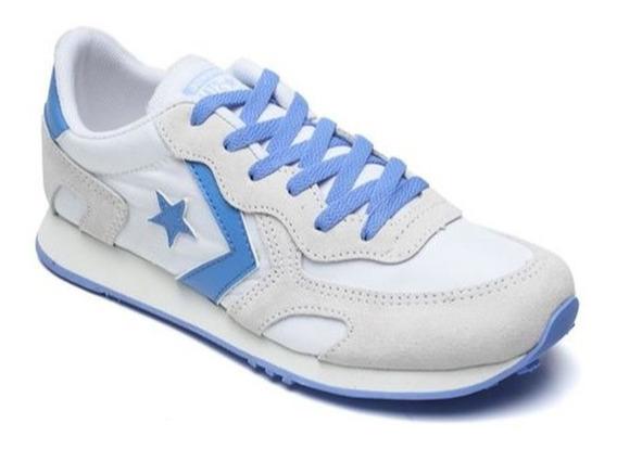 Tênis Converse Thunderbolt - Feminino - Azul/branco
