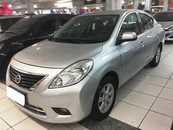 Nissan Versa 1.6 Sl 2013 Whast 11 9 7374 3939