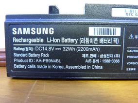Bateria Para Notebook Samsung Np-rv411-cd4br | 2200mah 14.4v