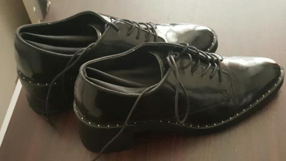 Zapatos Negros Zara