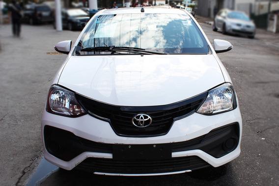 Sucata Toyota Etios Frente Capo Paralama Farol