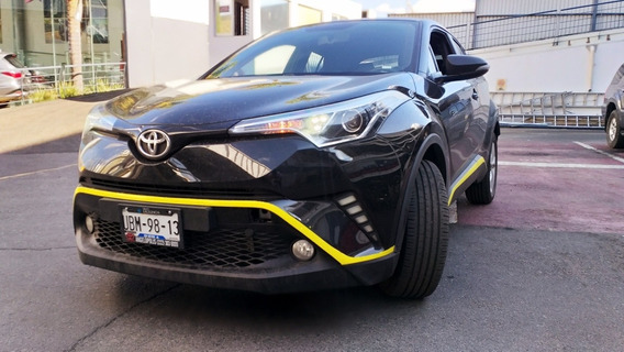 Toyota Chr Cvt At L4 2.0